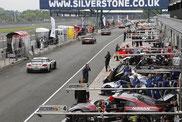 Silverstone Blancpain ES 2012