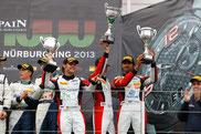 Nurburgring Blancpain ES 2013
