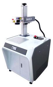 Laser de grabado fibra optica