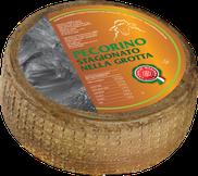 maremma sheep sheep's cheese dairy pecorino caseificio tuscany tuscan spadi follonica block 2000g 2kg italian origin milk italy matured aged grotta grotto cave