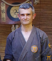 Jacques LAMBERT - 2e dan Japon