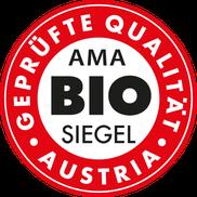 AMA Bio-Siegel