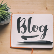 Blog, Schrift, Computertastatur