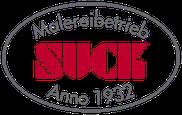 Logo Malereibetrieb Suck