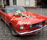 Location Rétro Mariage