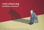 I had a black dog his name was depression