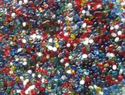 彩色玻璃珠