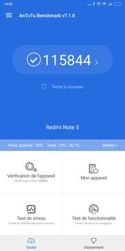 Antutu Redmi Note 5