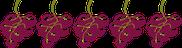 Weincharakter, Syrah, Länge