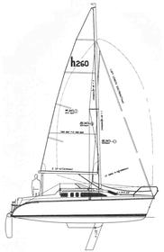 Hunter 260