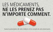 Ministère de la santé médicaments LMC LMC France