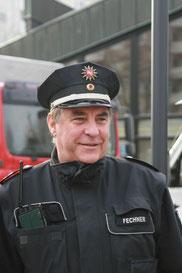 Kontaktbeamter Jürgen Fechner aus Westhagen