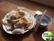 Banh cuon, crêpes vietnamiennes