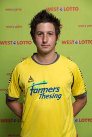 Daniel Hermsen, 1. Geschäftsführer,  Vorstand S.G. DJK Mehr-Niel.de