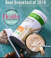 Formula 1 Shake - Bestes Frühstück im Jahr 2019 von Health & Fitness Magazin .
