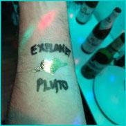 Explanet Pluto - s/t