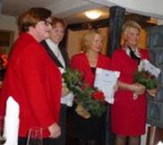 Jahresabschlussfeier und Ehrungen für langjährige Mitgliedschaft