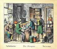 Klepner um 1880