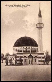 Džamija je srušena između 1925. i 1926
