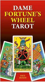 Dame Fortune's Wheel Tarot - Boîte