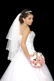 Braut als Prinzessin