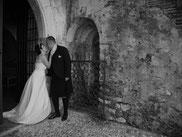 Heiraten in einer Burg