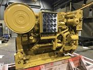 Marine engines CAT 3508 DITA Caterpillar - Lamy Power special deal