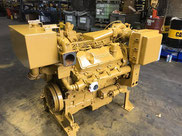Marine engine CAT 3408 DITA Caterpillar - Lamy Power special deal