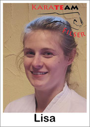 Lisa Grünewald Bachelor Karate Hohenlohekreis Uttenreuth
