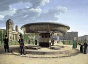 Johann Erdmann Hummel, Ganritschale, 1831