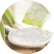 aloé véra gel cheveux bébé enfant végétal végane non toxique naturel
