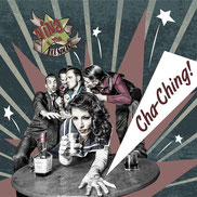 "Nina & the Hot Spots - ""Cha-Ching!"" (2015), Thias Salhab, Kontrabassist Freiburg, Slap Double Bass"