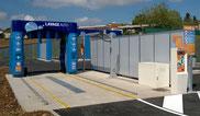Portique de lavage pour station de lavage auto