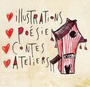 Visuel pub des créations de Nac l'artiste de La Rafistolerie via le site de Cloé Perrotin