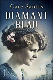 """Diamant blau"" la nova novel·la de Care Santos"