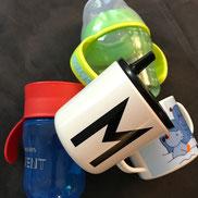 Trinklernbecher im Vergleich - Baby-led Weaning ab 6 Monaten