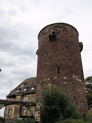 Burg Trendelburg, Bergfried