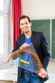 Mathematiklehrer bei Haus der Nachhilfe