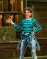 Fantasy Forscherin
