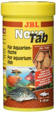 JBL Alleinfutter für fleischfressende Aquarienfische