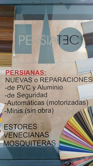 PERSIATEC Persianas en Murcia