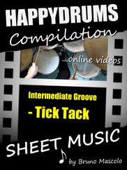Happydrums Compilation, Intermediate Groove, Tick Tack