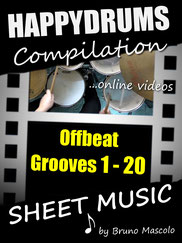 Happydrums Compilation, Offbeat Grooves 1-20