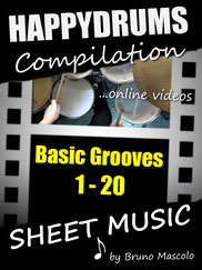 Happydrums Compilation, Basic Grooves 1-20