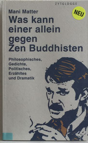 #inspiriencer mani matter Zen