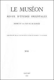 Les allusions historiques dans la littérature chinoise. Le Muséon, 1898, volume XVII, pages 173-194 et 255-273. Charles de Harlez (1832-1899)