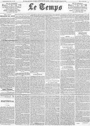 Édouard Chavannes (1865-1918) : Lettres de Chine. Treize articles publiés dans Le Temps de juillet 1889 à avril 1891