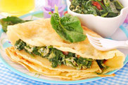 crepes vegane ricetta