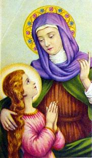 Sant'Anna madre di Maria