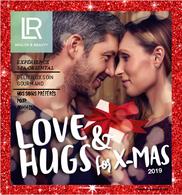 LOVE & HUGS for XMAS les promotions et cadeaux de Noël Novembre et Décembre 2019 - Les soldes Immune Plus Nouvelle boisson aloe vera 2019 avec LR Health and Beauty Systems et Aloe Vera Santé et Beauté